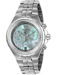 Technomarine Women's TM-416030 Eva Longoria Quartz White Dial Watch