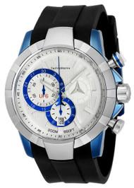 TechnoMarine Men's TM-615012 UF6 Men Quartz 3 Hand White Dial Watch