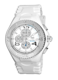 Technomarine Men's TM-115108 Cruise JellyFish Quartz Silver Dial Watch