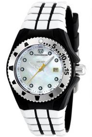 Technomarine Women's TM-115221 Cruise Locker Quartz White Dial Watch