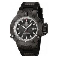 Invicta Men's 0736 Subaqua Quartz GMT Black Dial Watch