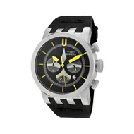 Invicta Men's 10398 DNA Quartz Chronograph Black Dial Watch