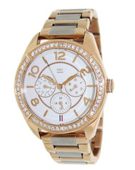 Tommy Hilfiger Women's 1781266 Two-Tone Stainless Steel Watch