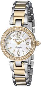 Invicta Women's 17373 Angel Analog Display Swiss Quartz Two Tone Watch [Watch]