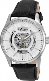 Invicta Men's 22594 Objet D Art Automatic 3 Hand White Dial Watch