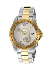 Invicta Women's 14730 Angel Analog Japanese-Quartz Two Tone Watch [Watch]