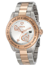 Invicta Women's 14731 Angel Analog Japanese-Quartz Two Tone Watch [Watch]
