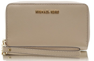 MICHAEL Michael Kors Jet Set Travel Large Flat Multifunction Wallet  32H4GTVE9L-134