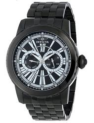 Invicta Men's 14593 Specialty Quartz Multifunction Black Dial Watch