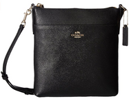 COACH Women's Messenger Crossbody Li/Black Crossbody Bag 59975-LIBLK