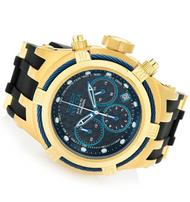 Invicta Men's 22448 Bolt Quartz Chronograph Black Dial Watch