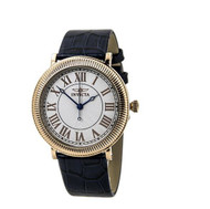 Invicta Men's 14859 Specialty Quartz 3 Hand Silver Dial Watch