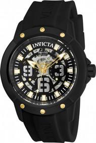 Invicta Men's 22632 Objet D Art Automatic 3 Hand Black Dial Watch
