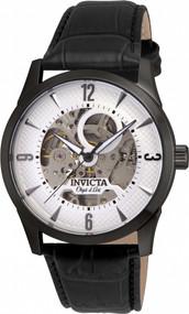 Invicta Men's 22638 Objet D Art Automatic 3 Hand White Dial Watch