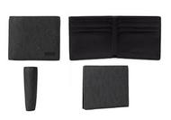 Michael Kors Jet Set Billfold Black Wallet Handbags 39F7XMNF2B-001