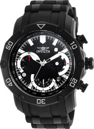 Invicta Men's 22799 Pro Diver Quartz Multifunction Black Dial Watch