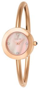 Invicta Women's 23260 Gabrielle Union Quartz 3 Hand Rose Gold Dial Watch