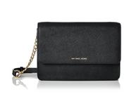 MICHAEL Michael Kors Women's Daniela Shoulder Bag, Black, One Size 32T6GDDC3L-001