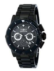 Invicta Men's 15404 Pro Diver Analog Display Japanese Quartz Black Watch