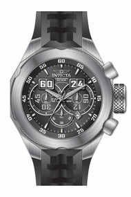 Invicta Men's 16926 I-Force Quartz Multifunction Black Dial Watch