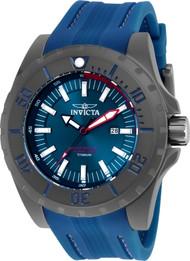 Invicta Men's 23743 TI-22 Quartz Multifunction Blue Dial Watch
