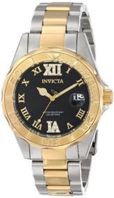 Invicta Women's 14352 Pro Diver Analog Display Swiss Quartz Two Tone Watch