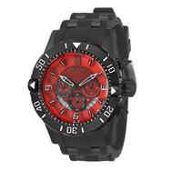 Invicta Men's 24170 Jason Taylor Quartz Chronograph Red Dial Watch