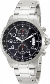 Invicta Men's 13783 Specialty Quartz Chronograph Black Dial Watch