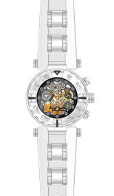 Invicta Women's 24881 Character Quartz 3 Hand Black, Gunmetal, Silver Dial Watch