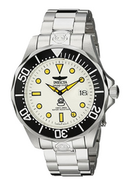Invicta Men's 10640 Pro Diver Diver Buckle 300m Watch