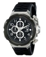 Invicta Men's 17169 I-Force Quartz Multifunction Black Dial Watch