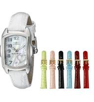 Invicta Women's 0051 Lupah Analog Display Swiss Quartz White Watch …