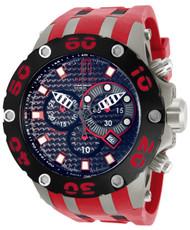 Invicta Men's 12949 Jason Taylor Quartz Chronograph Black Dial Watch