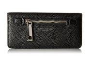 Marc Jacobs Gotham Open Face Wallet, Midnight Blue M0008451-415