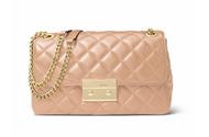 MICHAEL Michael Kors Sloan Large Quilted-Leather Shoulder Bag 30S7GSLL3L-134