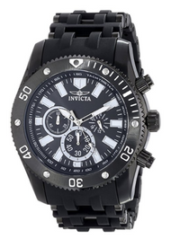 Invicta Men's 14862 Sea Spider Analog Japanese-Quartz Black Watch …