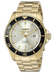 Invicta Men's 'Pro Diver' Quartz Stainless Steel Casual Watch (Model: 22065) …