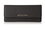 Michael Kors Jet Set Travel Wallet in Black 32F3GTVE7L-001