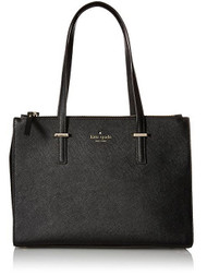 kate spade new york Cedar Street Small Jensen Tote Bag, Black, One Size PXRU5