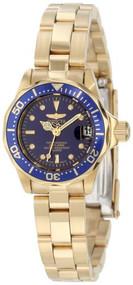 Invicta Women's 8944 Pro Diver Collection Gold-Tone Watch [Watch] Invicta