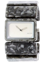 Nixon Women's Vega A7261039 Grey Plastic Quartz Watch A7261039