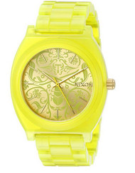 Nixon Women's A3271896 Time Teller Acetate Analog Display Analog Quartz Watch …