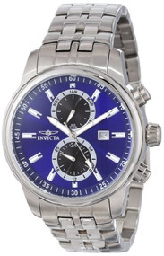 Invicta Men's 0251 II Collection Stainless Steel Watch [Watch] Invicta