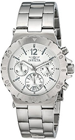 Invicta Women's 1275 II Collection Chronograph Stainless Steel Watch [Watch] ...