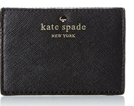 kate spade new york Cedar Street Credit Card Holder,Black,One Size PWRU4027-001