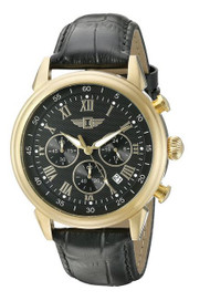 Invicta Men's 20756-002 I By Invicta Analog Display Quartz Black Watch