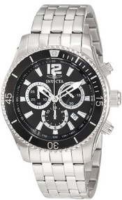 Invicta Men's 0621 II Collection Chronograph Stainless Steel Watch [Watch] ...