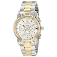 Invicta Women's 11735 Angel Silver Dial Two Tone Stainless Steel Watch [Watch...