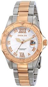Invicta Women's 14792 Pro Diver Analog Display Japanese Quartz Two Tone Watch...