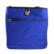 Michael Kors Kempton Large Pocket Crossbody in Electric Blue